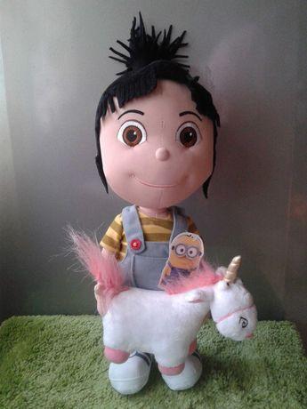 Мягкая игрушка Агнес Гадкий Я,Миньйон