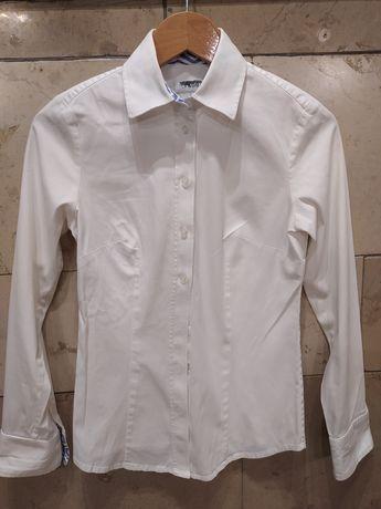 Biała koszula damska rozmiar 36 LA WOMAN