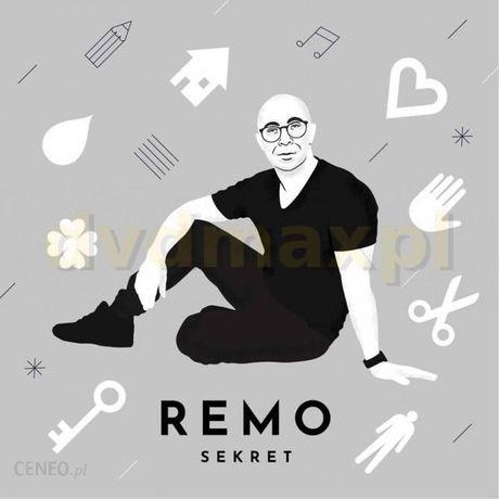 REMO Sekret CD Nowa zafoliowana Folia