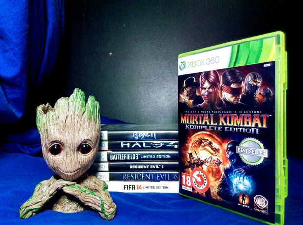 X-box 360(игры):Mortal Kombat, Battlefield 3, Halo 4 и т.д.