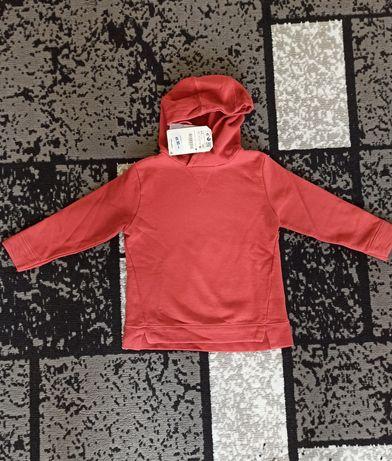 Nowa bluza Zara rozmiar 104.
