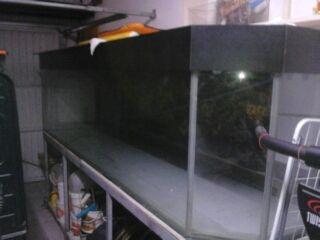 vendo aquario 300cm