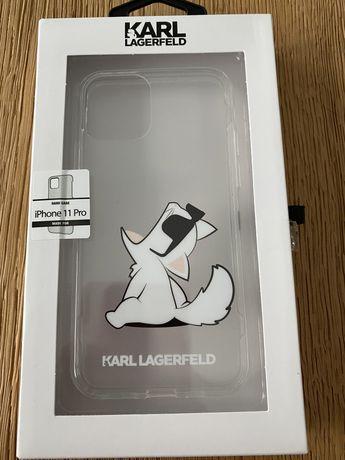 Etui iphone 11 pro Karl Lagerfeld
