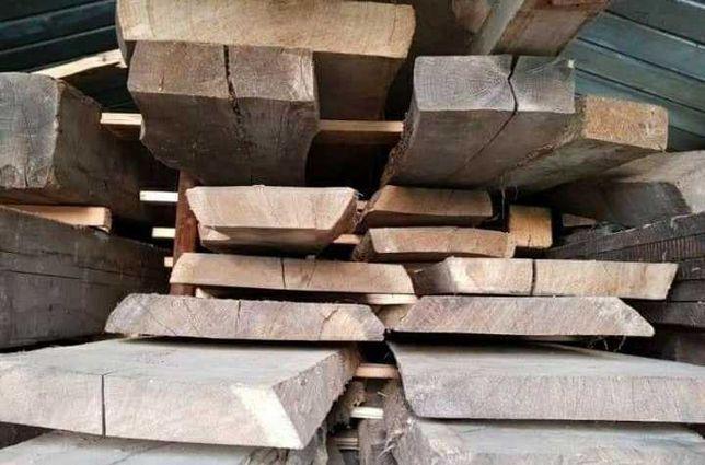 Stare drewno konstrukcyjne ponad stuletnie - wykończeniowe