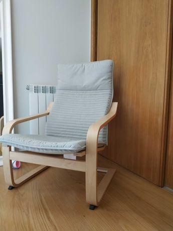 Poltrona Poang IKEA (como nova)