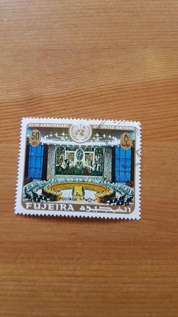 Znaczki pocztowe Fujeira