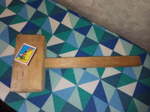 Киянка деревянная для жестяных работ