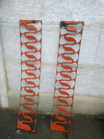Металлическая штамповка для ограждения или других целей, ЗАБОР