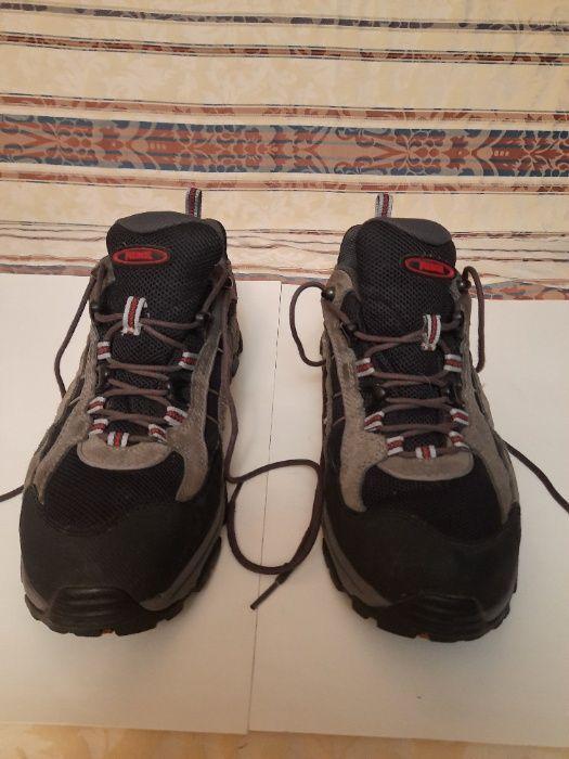 Трекинговые мужские кроссовки Meindl Gore-Tex XCR, 43,5 р. Никополь - изображение 1
