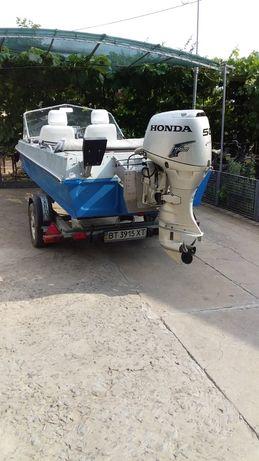 Лодка Kazanka 5m3