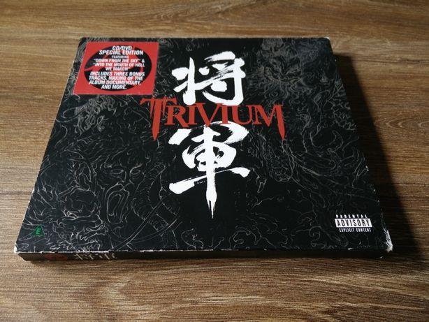 Trivium: Shogun edycja specjalna CD+DVD