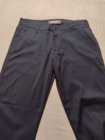 Spodnie eleganckie męskie rozmiar l