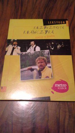 Leksykon Krzysztofa Krawczyka  - piosenki na płycie CD - Nowe