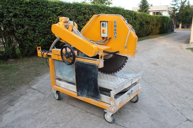 Piła CEDIMA CTS-375 900 do kamienia silki materiałów budowlanych 2014r