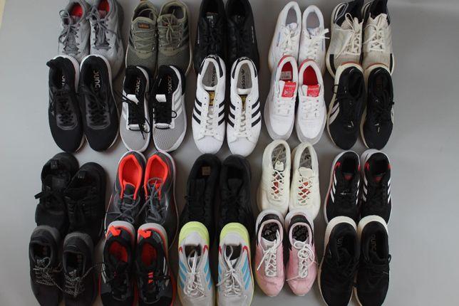 Кросівки Сток Оптом. Adidas, Reebok.