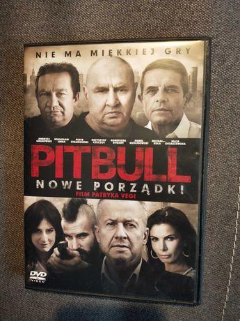 Pitbull nowe porządki DVD