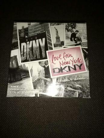 DKNY love from New York 48ml.edp Unikat