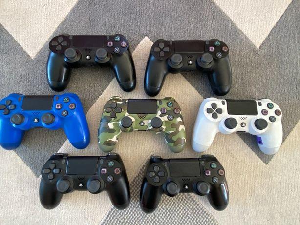 pady do PS4 SONY oryginał i gry