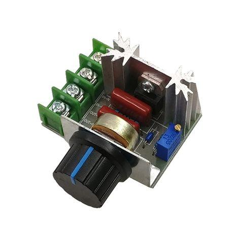 Регулятор напряжения (мощности) - 1-2кВт , 2-4кВт