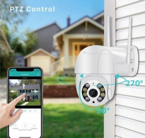 Видеонаблюдение. 24/7 контроль и безопастность вашей территории.