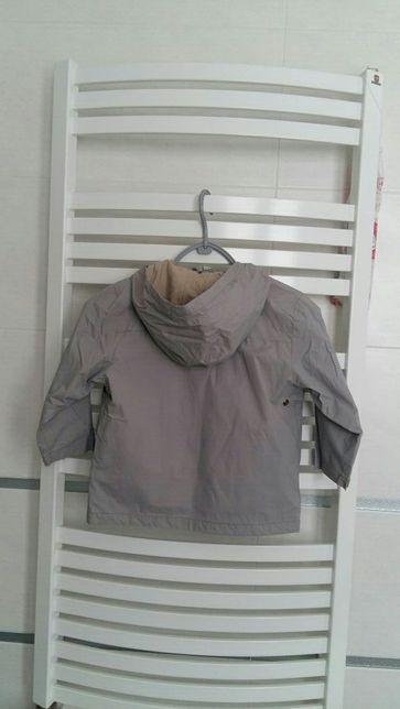 5-10-15 kurtka z kapturem dla chłopca roz 104