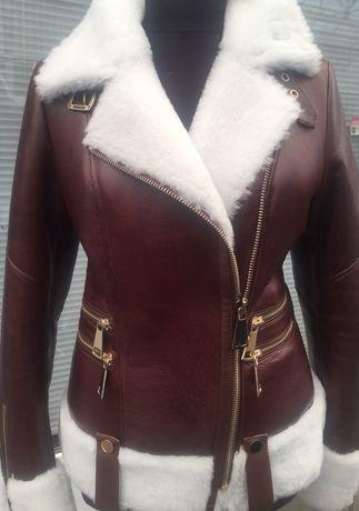 Продам меховую куртку -натуральный мех