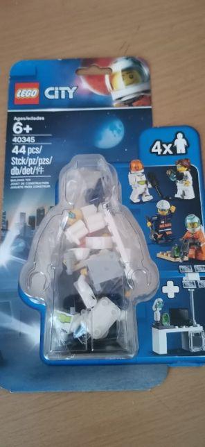 LEGO City 40345 - Zestaw minifigurek