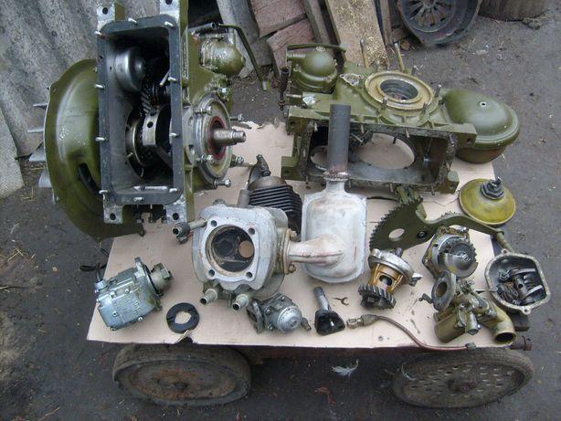 Запчасти двигателей УД-15 і УД-25