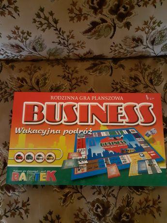 Gra planszowa Business Wakacyjna Podróż