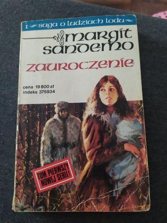 Zauroczenie Saga o ludziach lodu Margit Sandemo