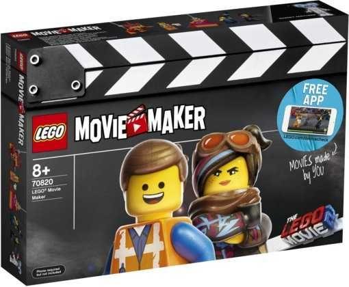 LEGO Movie 70820 Набор кинорежиссёра LEGO,НОВЫЙ