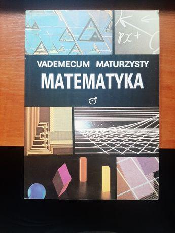 matematyka zbiór zadań vademecum maturzysty + odpowiedzi