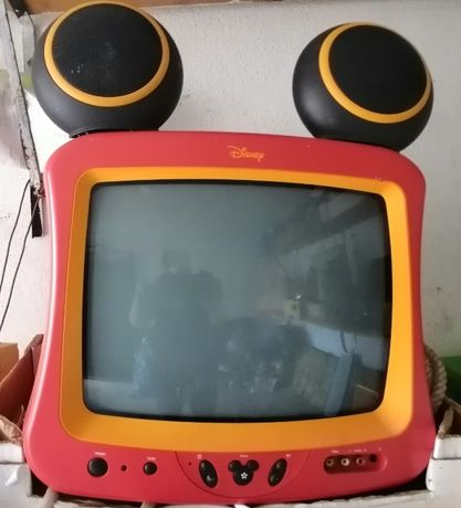 Televisão de criança