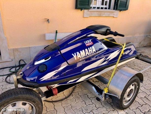 Yamaha SUPER JET 700i