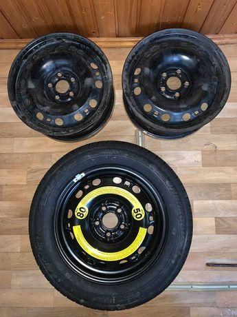 Стальные диски на Volkswagen (Polo), Audi, Skoda, Seat
