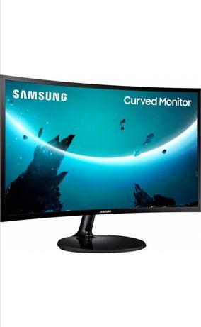 """Продам, Mонитор 27"""" Samsung Curved идеальное состояние :) ещё в плёнке"""
