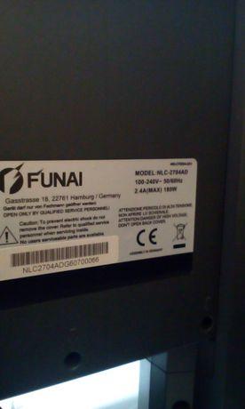 "Sprzedam telewizor LCD Funaj 27"""