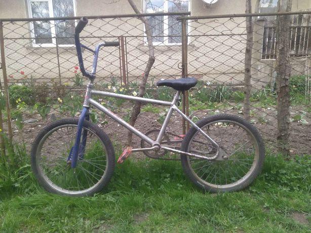 Велосипед BMX алюмінієвий