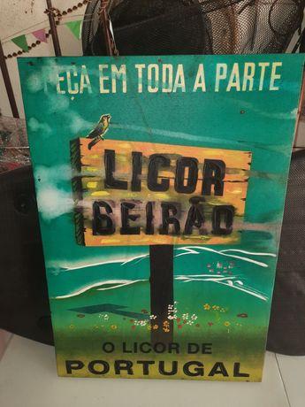 Quadro Licor Beirão