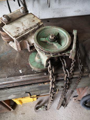 Wciągnik łańcuchowy 3 tony