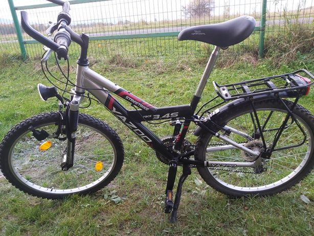 Sprzedam rower aluminiowy 24
