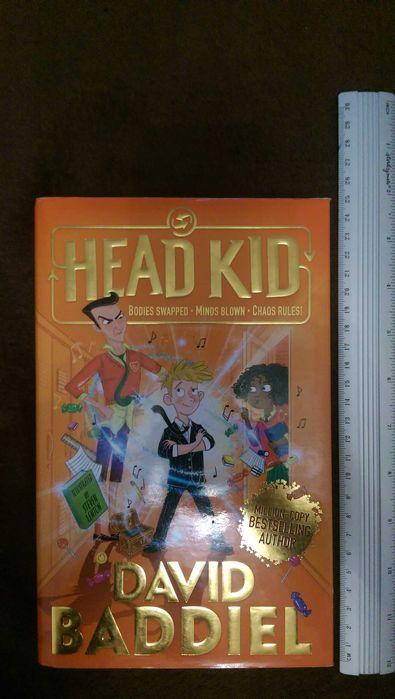 Head kid книга на английском Новоград-Волынский - изображение 1