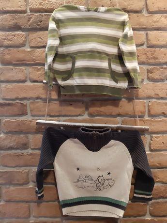 Sweterki dla 2-4 latka