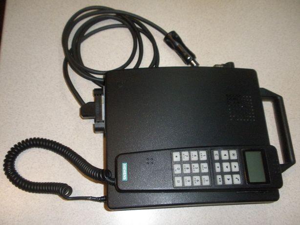 Zabytkowy telefon Siemens C5 - na kartę. Takiego już nie zobaczysz