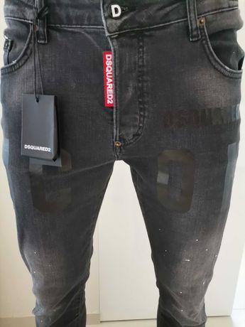 Spodnie Dsquared ICON jakość Premium