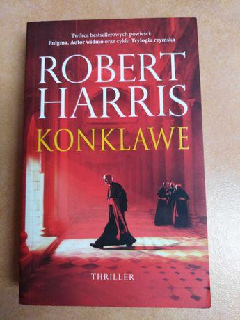 Książka thriller Konklawe