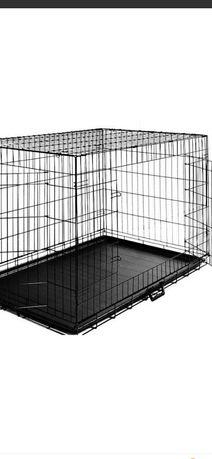 Klatka kenelowa M klatka dla psa  transporter kojec dla psa s. idealny