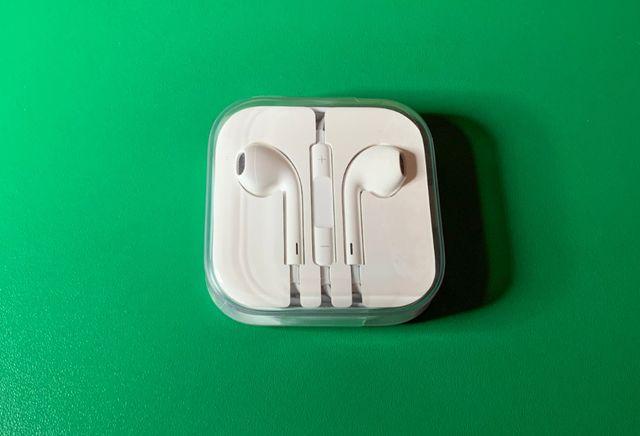 Nowe słuchawki Apple EarPods