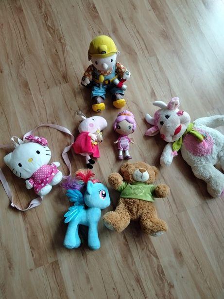 Zabawki,maskotki,lalka
