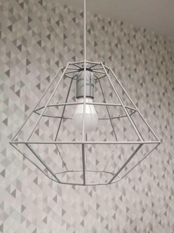 Lampa żyrandol nowoczesny industrialny